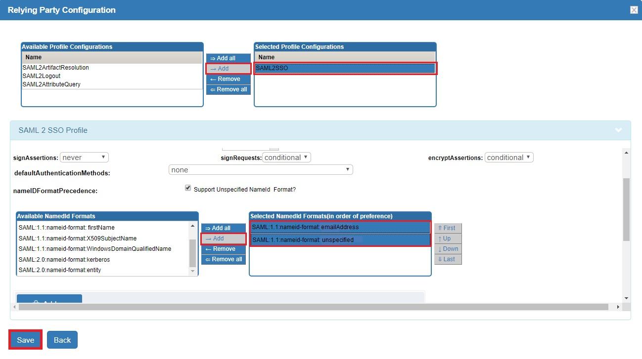 Configure Gluu Server as IDP - SAML Single Sign-On(SSO) for WordPress - Gluu Server SSO Login Gluu Server SSO 2