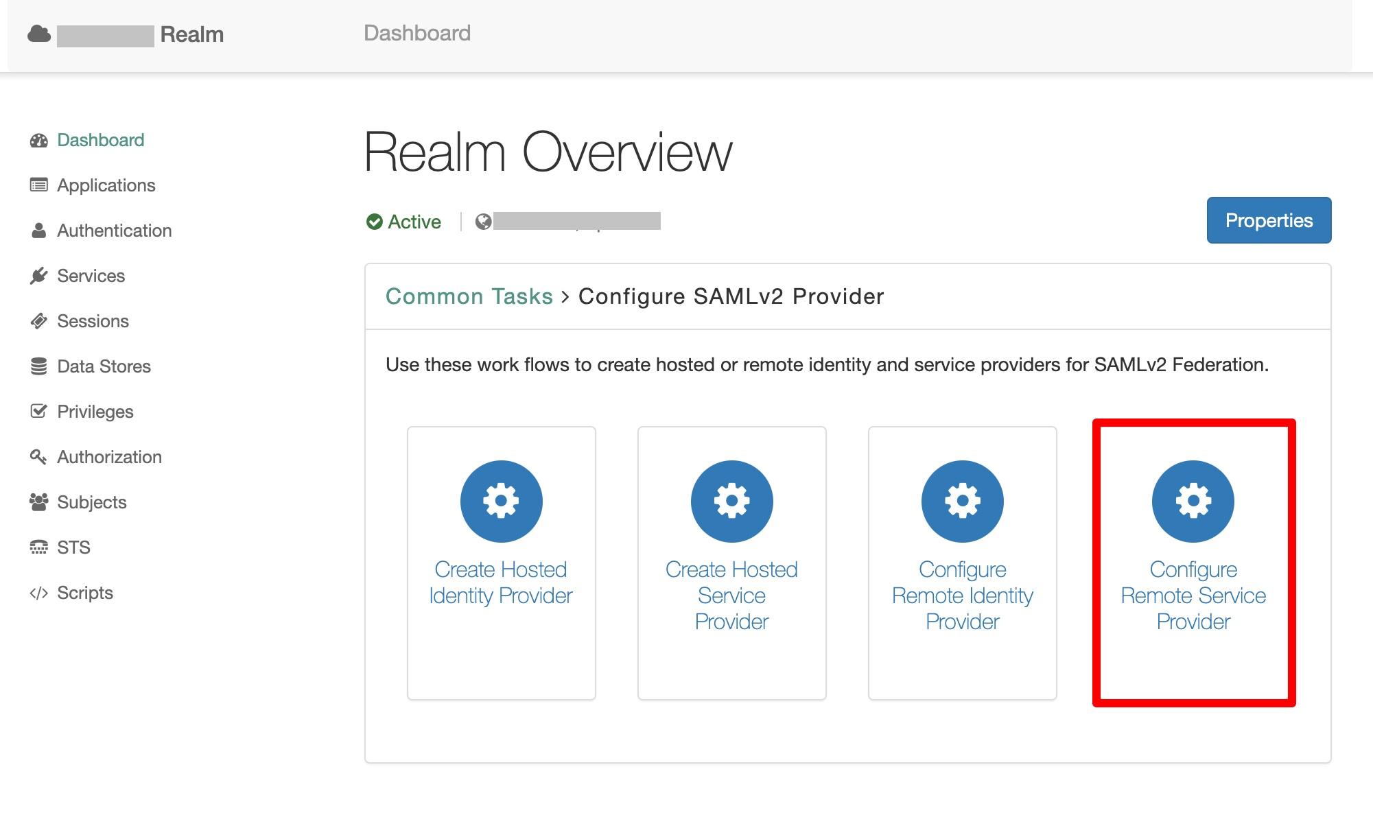 Configure OpenAM  as IDP -SAML Single Sign-On(SSO) for WordPress - OpenAM  SSO Login,Register Remote Service Provider