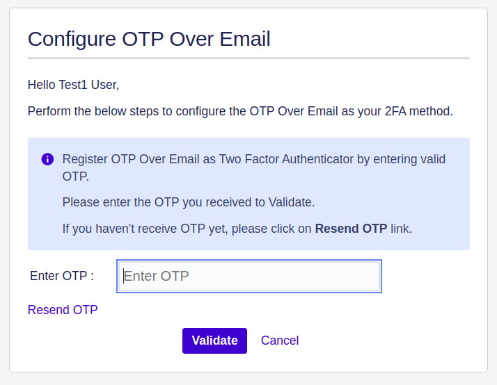 Setup Two Factor (2FA / MFA) Authentication for confluence using OTP, KBA, TOTP methods otp over email configure