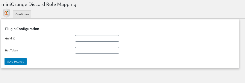 OAuth/OpenID/OIDC Single Sign On (SSO) Discord SSO Login miniOrange Role Mapping