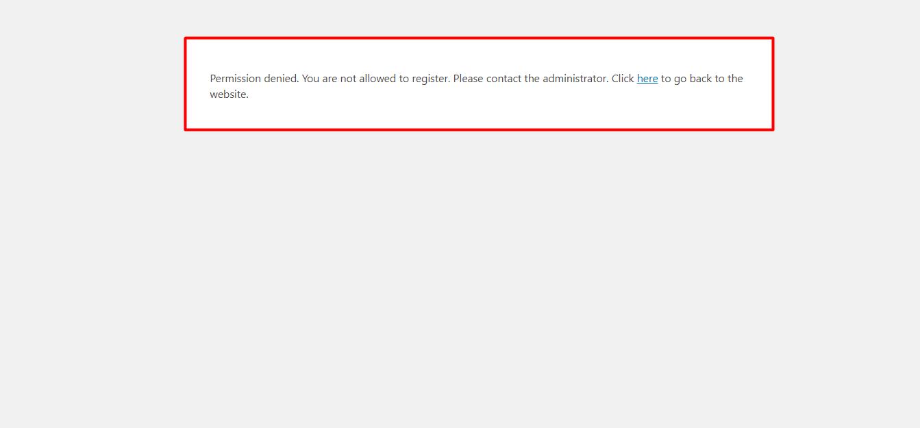 Social login domain POP window