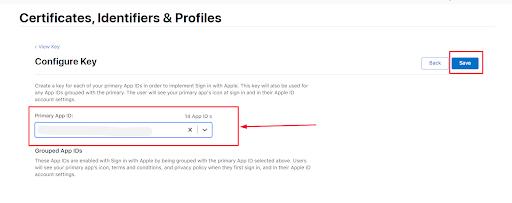 apple login app Register