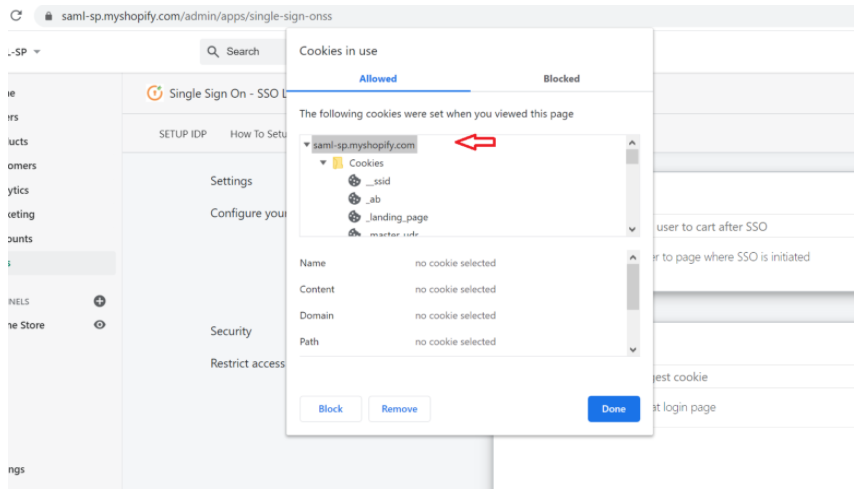 Single Sign-On (SSO)for Shopify (Plus and Non Plus), Restrict Shopify Store to logged in users